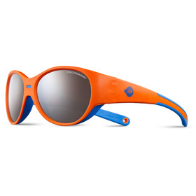 Julbo Puzzle Spectron 4 Sunglasses Kids 3-5Y Orange/Blue-Gray Flash Silver